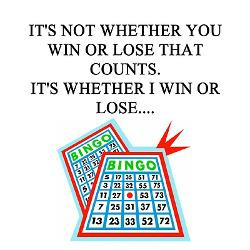 Funny Quotes About Bingo