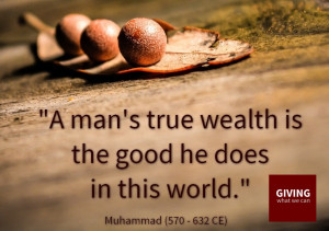 Whatever a man has in superabundance is owed, of natural right, to the ...