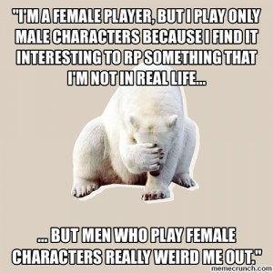Female Player Quotes