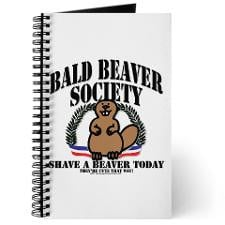 Funny Bald Sayings Journals & Notebooks
