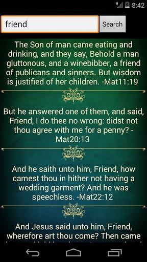 Bible Quotes KJV & NIV