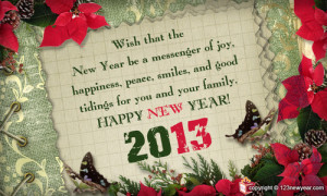 New Year Love Quotes 2013 ~ Happy Holidays | XtremePapers Community