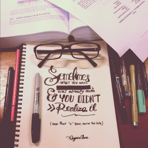 ... Bored in class. You know, doodle stuff. #art #typography #quote ...