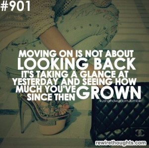 Moving On With Life #quotes #inspirational