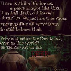 Carl Grimes the walking dead Season 1 More