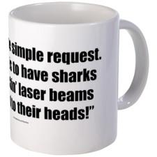 AUSTIN POWERS Movie Quote Mug for