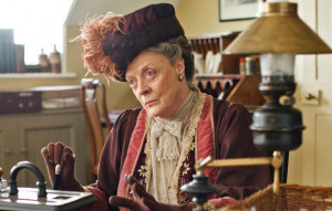 Downton Abbey Violet, Dowager Countess of Grantham