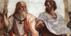 Plato and Aristotle in the