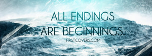 all endings are beginnings , quote , quotes , covers