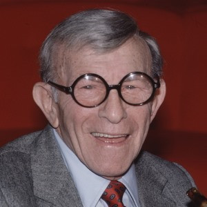 George Burns, 1990 (Time & Life Pictures/Getty Images)