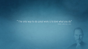 steve jobs motivational quote steve jobs inspirational quotes sayings ...