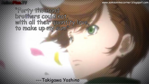 Zetsuen No Tempest | Coolest Quotes