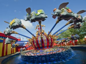... rides disney world attractions dinsey rides dumbo ride dumbo