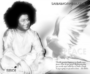 quotes from sai baba start the day with love spend the day with love ...