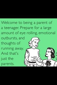 Quotes About Raising Teenagers | Raising Teenagers Quotes | Joy of ...
