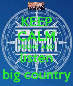 Keep Calm And Love Country