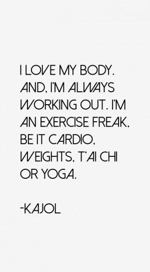 Kajol Quotes amp Sayings