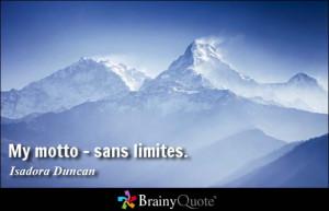 Isadora Duncan Quote