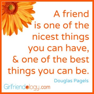 Quotes About Friendship...
