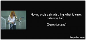 More Dave Mustaine Quotes