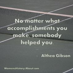 tennis sayings | Quotes by Women Athletes - Motivation and Success ...