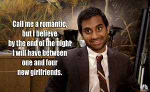 Tom Haverford, Parks and Rec