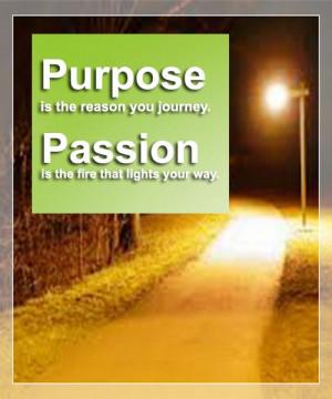 Purpose and #Passion