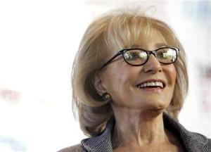 barbara walters glasses Barbara Walters Quotes