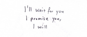Pinky Promise . . .