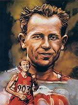 Emil Zátopek - World Record Performances
