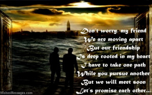 goodbye to friends farewell goodbye poems saying messages quotes ...