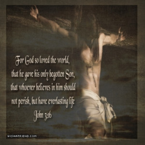 Jesus On The Cross - jesus Photo