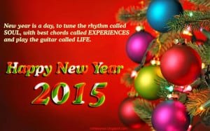 Happy New Year 2015 Inspiration Quotes | New Year Quotes