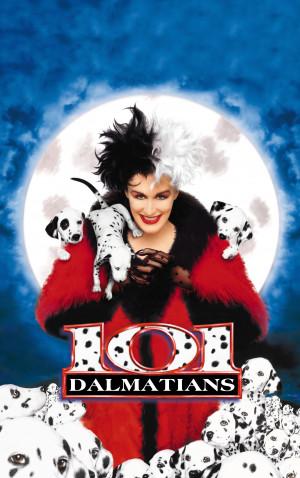 101 Dalmatians 1996 Movie
