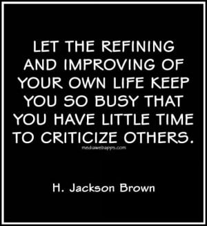 Quote by H. Jackson Brown
