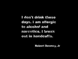 dont drink these days funny life quotes pictures 520x245 Funny Life ...