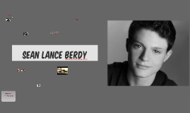 Sean Berdy Girlfriend Mary Harman Deaf