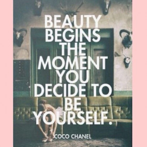 ... Quote, Quotes, Coco Quote, Happy Girl, Beauty Quote, Girls Quot