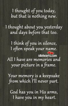 ... Quotes memori, quotes, mother, heaven, famili, thought, grandparents
