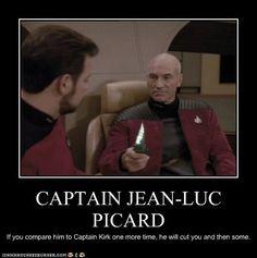 captain picard star trek the next generation more geeky captain jeans ...