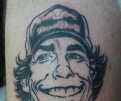 Caricature Tattoo