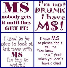 Multiple Sclerosis Quotes~~