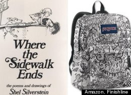 Back To School Backpacks: Bags Inspired By Children's Books