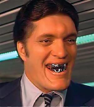 Jaws - James Bond enemy - Richard Kiel