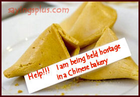 The Best Funny Fortune Cookie Sayings Ever: