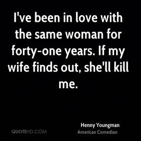Henny Youngman American Comedian
