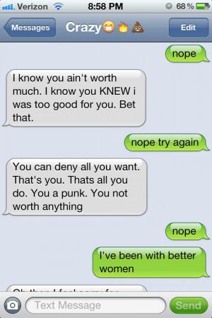 Crazy Ex-girlfriend Unappreciation
