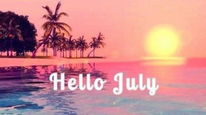 ... Hello Years, Day Holidays Quotes, Day Months Seasons, Hello July