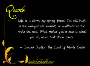 ... of monte cristo quote # film quote # edmond dantess # edmond dantes
