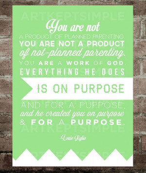 NSTANT DOWNLOAD Louie Giglio Purpose Quote Poster by artkeptsimple, $6 ...